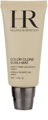 Helena Rubinstein Color Clone Subli-Mat matující make-up