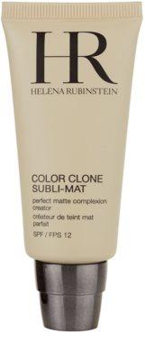 Helena Rubinstein Color Clone Subli-Mat podkład matujący podkład matujący