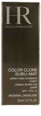 Helena Rubinstein Color Clone Subli-Mat matující make-up 2