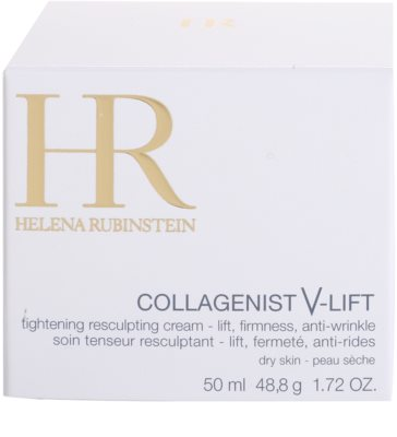 Helena Rubinstein Collagenist V-Lift дневен лифтинг крем  за суха кожа 4