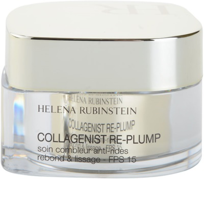 Helena Rubinstein Collagenist Re-Plump crema de día  antiarrugas  para pieles normales y mixtas