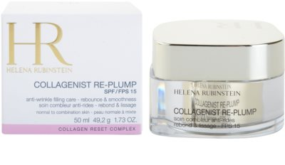 Helena Rubinstein Collagenist Re-Plump crema de día  antiarrugas  para pieles normales y mixtas 2