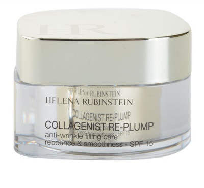 Helena Rubinstein Collagenist Re-Plump creme de dia antirrugas para pele seca