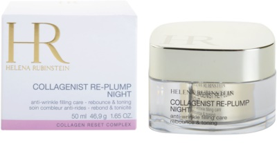 Helena Rubinstein Collagenist Re-Plump creme de dia antirrugas para pele seca 2