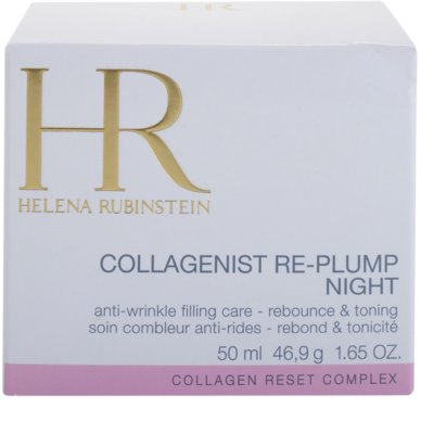 Helena Rubinstein Collagenist Re-Plump noční protivráskový krém 2