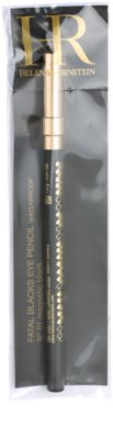 Helena Rubinstein Fatal Blacks Eye Pencil Wasserfester Eyeliner 2