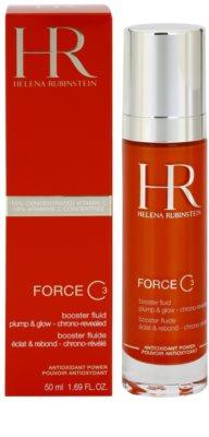 Helena Rubinstein Force C3 fluid protector antioxidant cu vitamina C 2