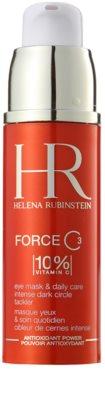 Helena Rubinstein Force C3 szem maszk a duzzanat és sötét karikák 1