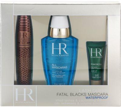 Helena Rubinstein Lash Queen Fatal Blacks Waterproof lote cosmético VI.
