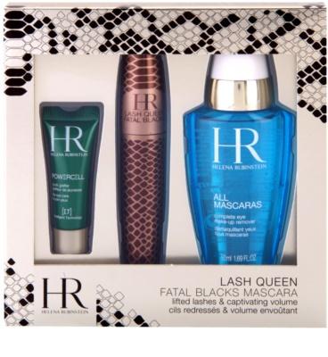 Helena Rubinstein Lash Queen Mascara Fatal Blacks козметичен пакет  V.