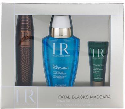 Helena Rubinstein Lash Queen Mascara Fatal Blacks козметичен пакет  V. 4