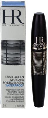 Helena Rubinstein Lash Queen Mystic Blacks Waterproof řasenka pro objem zvýrazňující linii řas 2