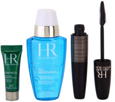 Helena Rubinstein Lash Queen Mystic Blacks Mascara kozmetika szett I. 3
