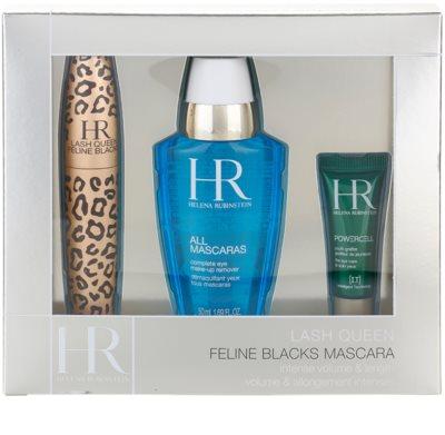 Helena Rubinstein Lash Queen Feline Blacks zestaw kosmetyków V. 4