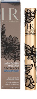 Helena Rubinstein Lash Queen Sexy Blacks Waterproof máscara de pestañas resistente al agua 2