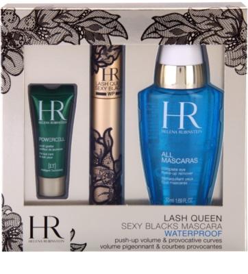 Helena Rubinstein Lash Queen Sexy Blacks Waterproof kozmetika szett I.