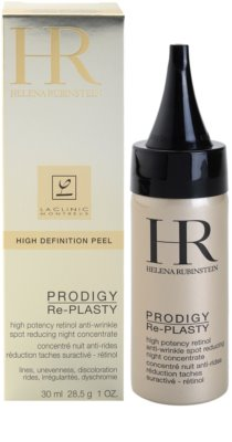 Helena Rubinstein Prodigy Re-Plasty High Definition Peel nočni serum proti gubam 1