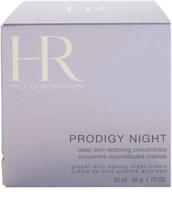 Helena Rubinstein Prodigy Anti-Ageing rewitalizujący krem na noc przeciw zmarszczkom 2