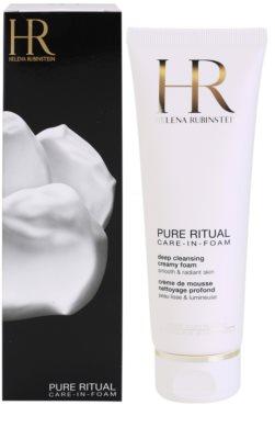 Helena Rubinstein Pure Ritual дълбоко почистваща пяна-крем за всички типове кожа на лицето 1