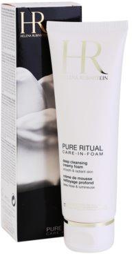 Helena Rubinstein Pure Ritual дълбоко почистваща пяна-крем за всички типове кожа на лицето 2
