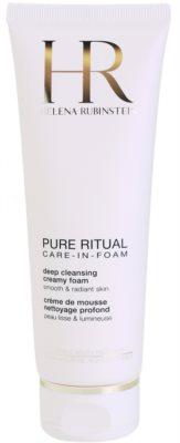 Helena Rubinstein Pure Ritual espuma cremosa para una limpieza profunda para todo tipo de pieles