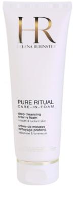 Helena Rubinstein Pure Ritual дълбоко почистваща пяна-крем за всички типове кожа на лицето