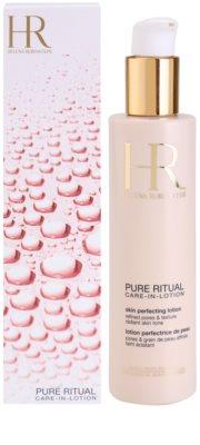 Helena Rubinstein Pure Ritual усъвършенствано тоалетно мляко за всички типове кожа на лицето 1