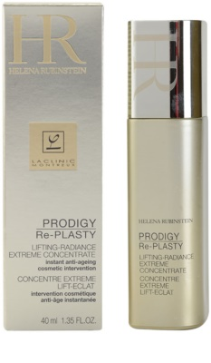 Helena Rubinstein Prodigy Re-Plasty Lifting Radiance serum rozświetlająco liftingujace rozjaśniające serum liftingujące do wszystkich rodzajów skóry 2