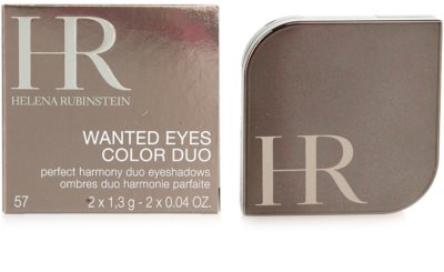 Helena Rubinstein Wanted Eyes Color Duo Lidschatten 1