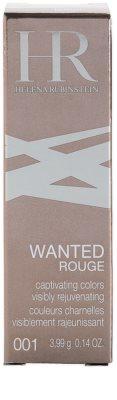 Helena Rubinstein Wanted Rouge barra de labios con efecto alisante 4