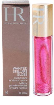 Helena Rubinstein Wanted Stellars Gloss brillo de labios radiante 2