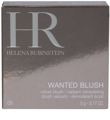 Helena Rubinstein Wanted Blush Kompakt-Rouge 3