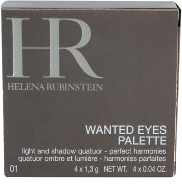 Helena Rubinstein Wanted Eyes Palette sombras 2