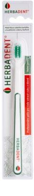 Herbadent Dental Care zobna ščetka s kratko glavo ekstra soft