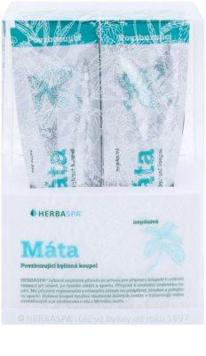 Herbaspa Herbal Care povzbudzujúci kúpeľ