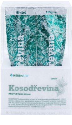 Herbaspa Herbal Care baño con efecto calor