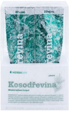 Herbaspa Herbal Care hřejivá koupel