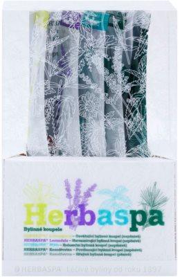 Herbaspa Herbal Care kozmetični set I.