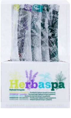 Herbaspa Herbal Care lote cosmético I.