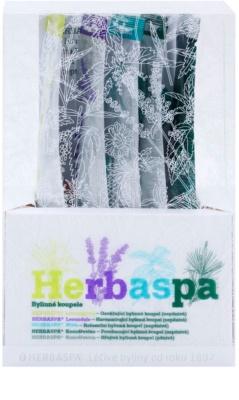 Herbaspa Herbal Care zestaw kosmetyków I.