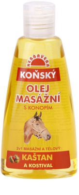 Herbavera Body konjsko masažno olje