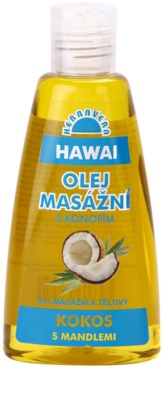 Herbavera Body masážní a tělový olej Hawai 2 v 1