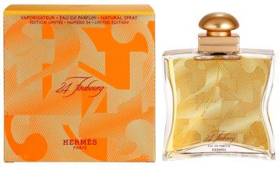Hermès 24 Faubourg 2012 Limited Edition parfémovaná voda pro ženy