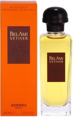 Hermès Bel Ami Vetiver eau de toilette para hombre