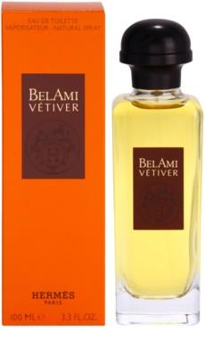 Hermès Bel Ami Vetiver Eau de Toilette pentru barbati