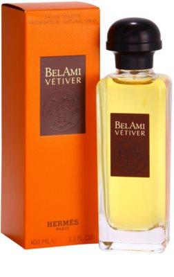 Hermès Bel Ami Vetiver Eau de Toilette para homens 1