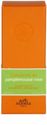 Hermès Concentré de Pamplemousse Rose Eau de Toilette unisex 4