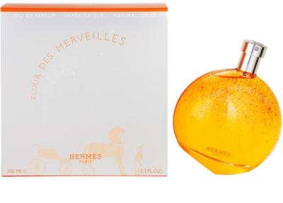 Hermès Elixir Des Merveilles eau de parfum nőknek
