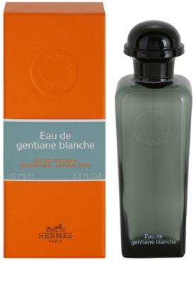 Hermès Eau de Gentiane Blanche одеколон унісекс