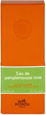 Hermès Eau de Pamplemousse Rose Eau De Cologne unisex 4